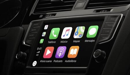 CarPlay evoluciona: el iPhone servirá para controlar el aire acondicionado, los asientos y el sonido de tu coche