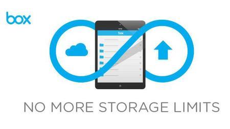 Box anuncia almacenamiento ilimitado para sus usuarios profesionales y mejora su integración con Office 365