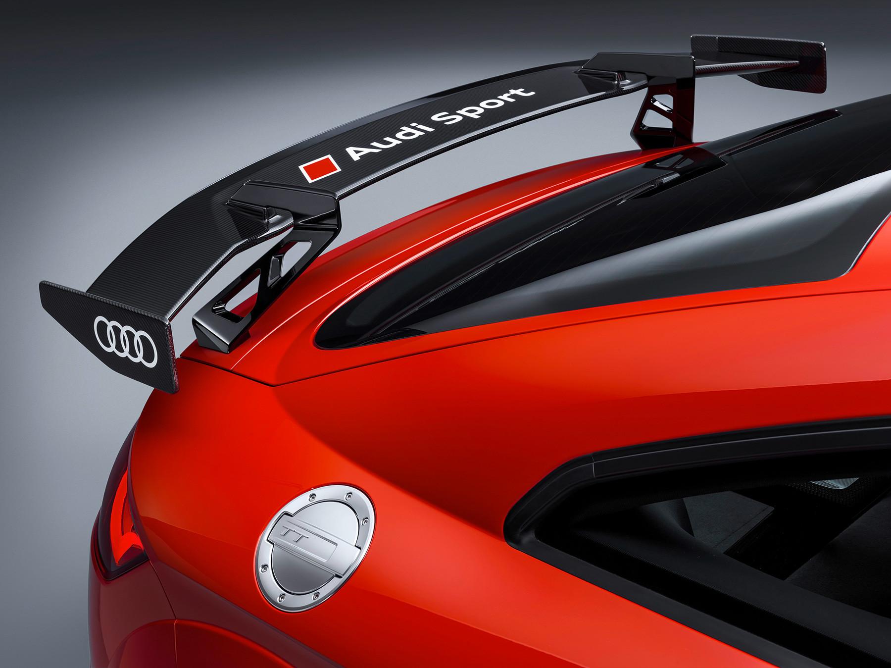 Foto de Audi Sport Performance Parts le inyecta más deportividad al R8 y TT (9/10)