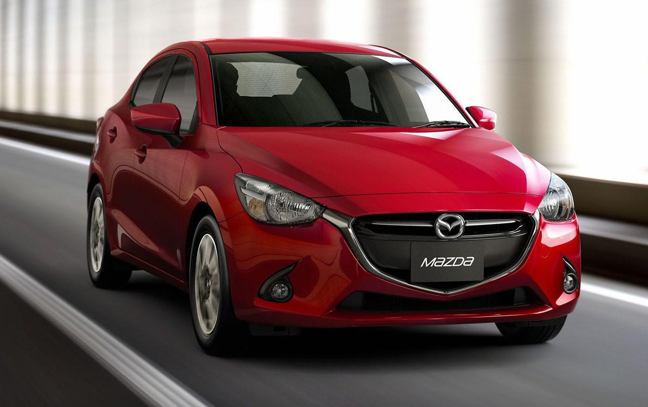 Foto de Mazda 2 Sedán (1/16)
