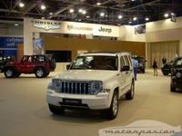Jeep en el Salón de Madrid