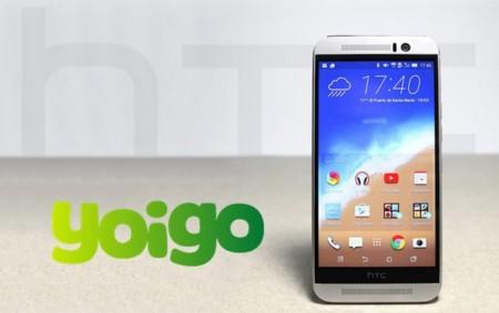 Precios HTC One M9 con Yoigo y comparativa con Vodafone, Orange y Amena
