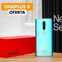 OnePlus 8, un potentísimo smartphone con conectividad 5G y pantalla 90Hz, ahora 220 euros más barato en AliExpress Plaza