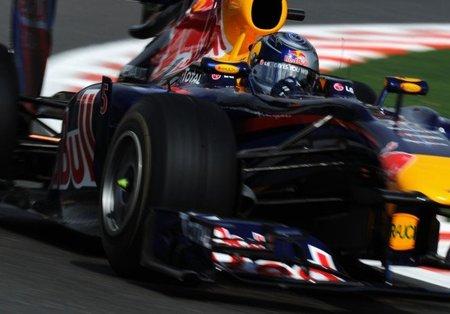 Red Bull niega que los nuevos test de flexibilidad les hayan perjudicado