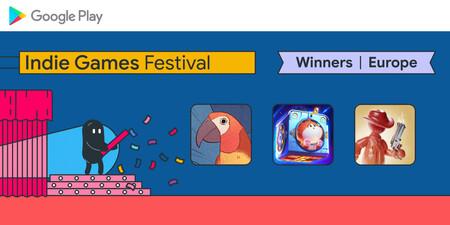 Indie Games Festival Winners Europe