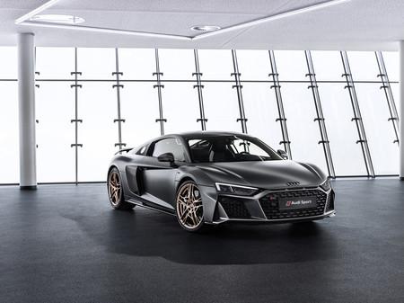 Audi R8 Decennium 12