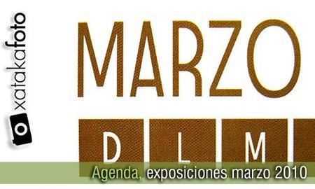 Agenda: exposiciones de fotografía, marzo 2010