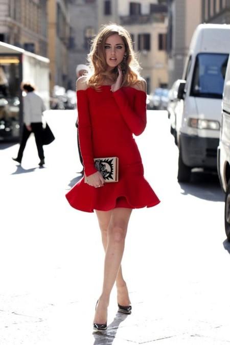 En busca del vestido rojo perfecto