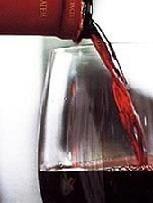 30 gramos de vino al día preferiblemente por la noche