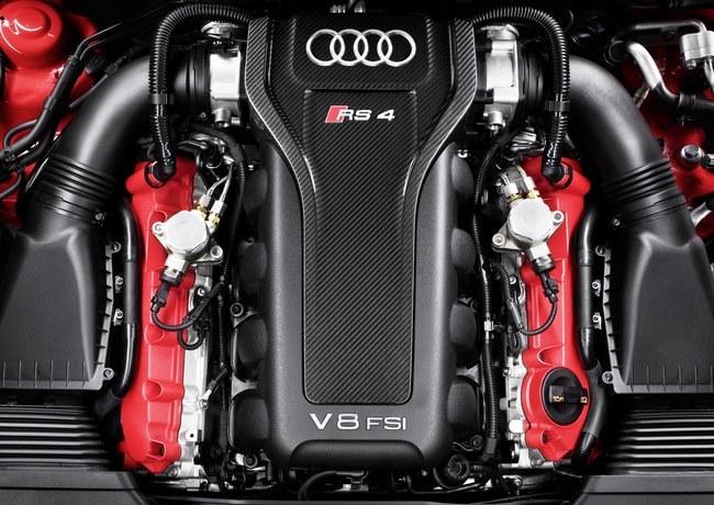 Motor V8 4.2 FSI