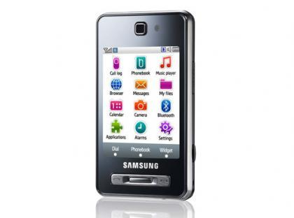Samsung F480, otro de 5MP con Movistar