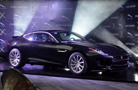 Jaguar F-Type Coupé Centurión, exclusivo para México