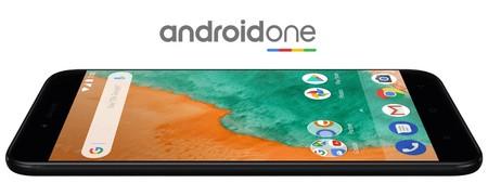 El Xiaomi Mi A1, con Android One
