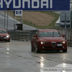Foto 10 de 40 de la galería alfa-romeo-driving-experience-2008-jarama en Motorpasión