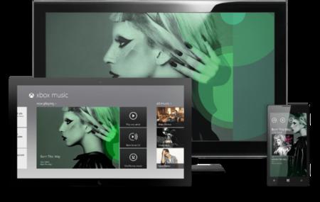 Xbox Music, el servicio de música gratuita de Microsoft debutará en Windows Phone 8
