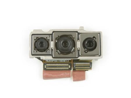 La triple lente del Huawei P20 Pro