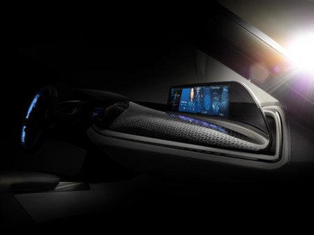 BMW AirTouch, introduciendo un sistema de interacción basado en gestos dentro del coche