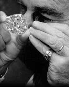 Gabi Tolkowsky, el señor de los diamantes