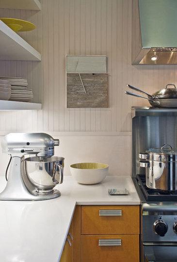 Foto de Puertas abiertas: una cocina amplia y funcional (9/10)