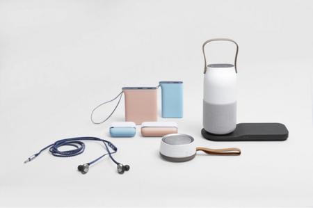La gama de accesorios de diseño de Samsung salen de Corea en noviembre