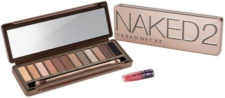 Urban Decay nos tienta con una nueva paleta de tonos naturales: Naked2