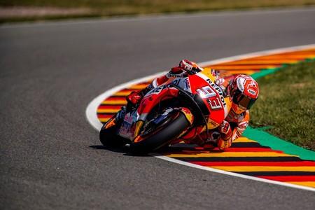 ¡Y van nueve! Marc Márquez se lleva la pole en el GP de Alemania con un nuevo récord en Sachsenring