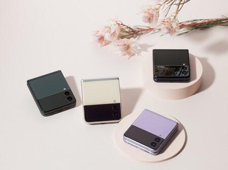 Samsung Galaxy Z Flip 3 Oficial Colores