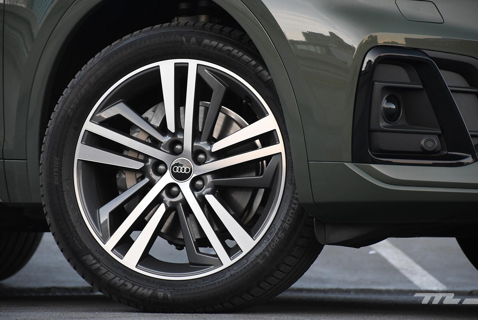 Foto de Audi Q5 2021 (prueba) (8/24)
