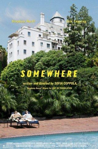 'Somewhere', cartel y tráiler de la nueva película de Sofia Coppola