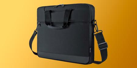 """Transporta tu MacBook Pro de 16"""" de manera segura con el maletín de nylon Belkin Business Lite: a solo 8,99 euros en Macnificos"""