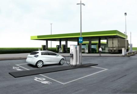 La venta de eléctricos reducirá el consumo de gasolina un 5%, como mínimo, en 20 años en EEUU