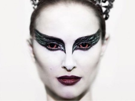 Natalie Portman definitivamente no es el patito feo en su nueva peli 'Cisne Negro'