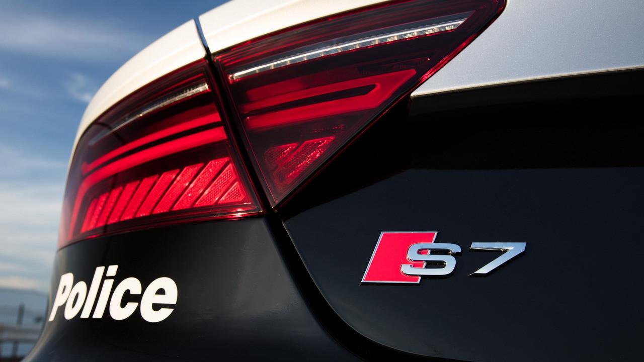 Foto de Audi S7 Sportback Policía Australia (11/15)