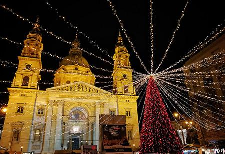 Budapest 2 Ciudades Europeas Con Mas Luces En Navidad