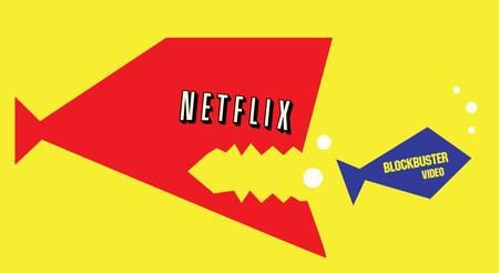 Nadie se acuerda, pero Blockbuster tuvo a Netflix contra las cuerdas: la pudo comprar por 50 millones de dólares