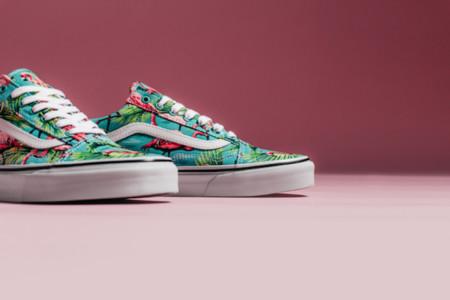 El verano está a punto de llegar y tus pies lo celebran con Vans Classic
