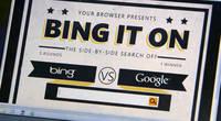 'Bing It On': Microsoft reta a Google en un duelo de buscadores