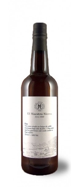 Fino El Maestro Sierra.