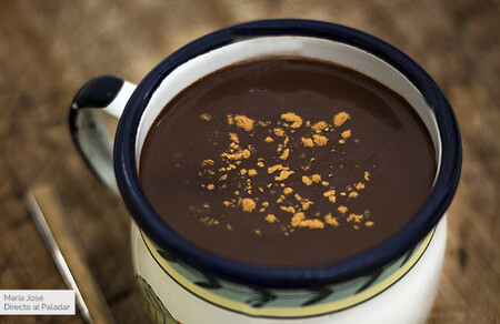 chocolate a la taza tradicional