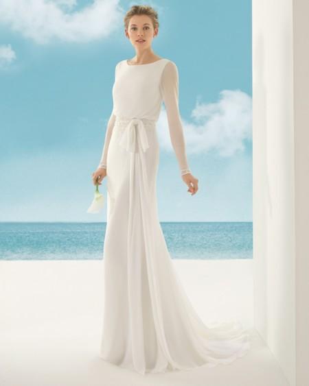 97556a0e36 Los 11 vestidos de novia que desearás lucir si eres una mujer curvy ...