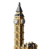 Celebra con LEGO el 154 aniversario del Big Ben