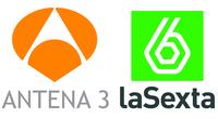 La Comisión de la Competencia aprueba la fusión de Antena 3 y laSexta con condiciones