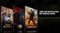 NVIDIA le pone fin al invierno con GeForce Game Bundles, promoción de primavera