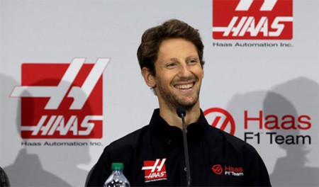 Romain Grosjean es presentado formalmente con Haas F1 Team y habla sobre su motivación para tal cambio