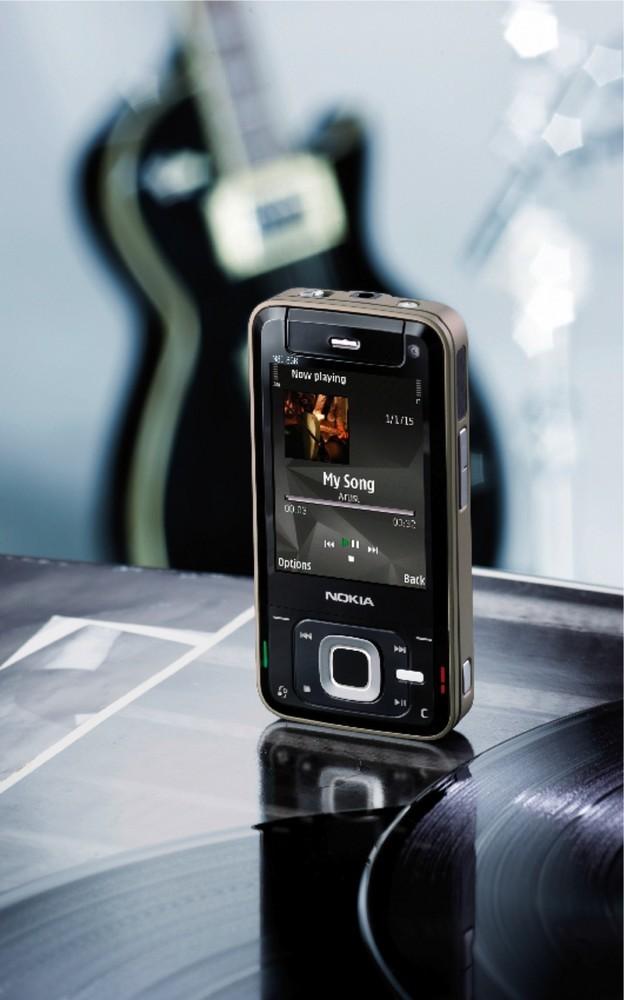 Foto de Nokia N81 (2/7)