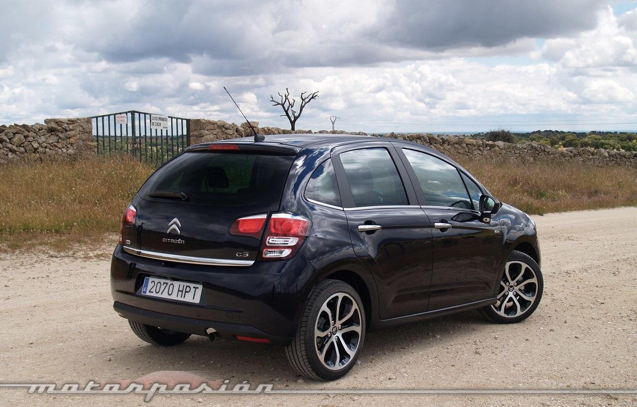 Foto de Citroën C3 2013 (presentación) (5/16)