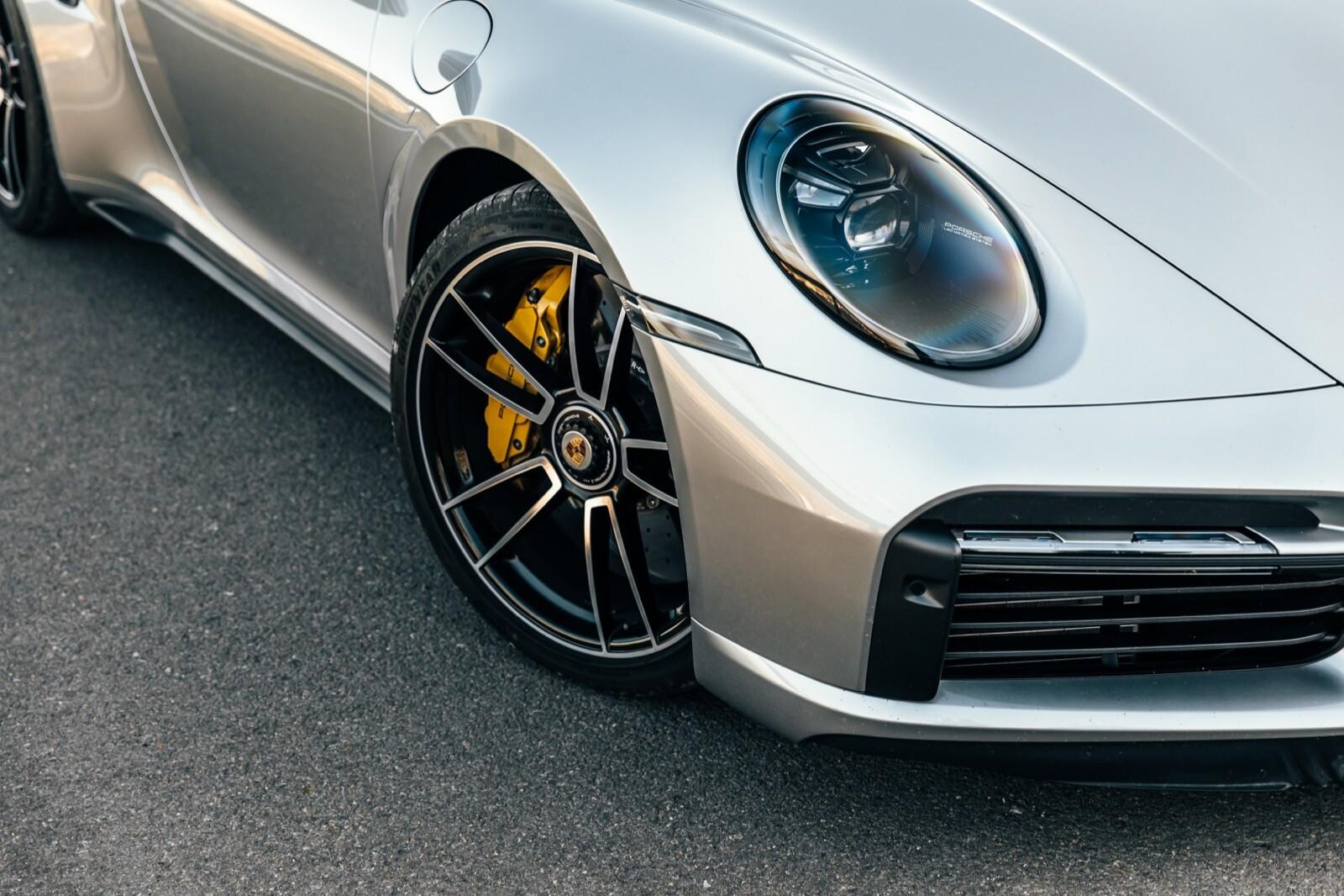 Foto de Porsche 911 Turbo S (Prueba) (24/45)