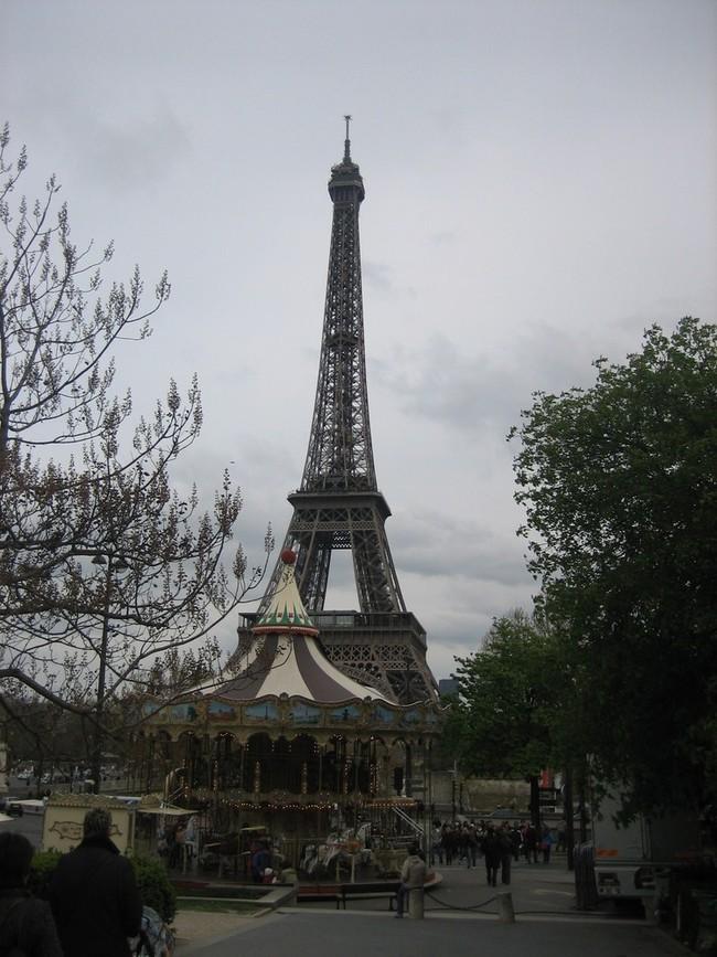 Foto de Torre Eiffel (3/20)