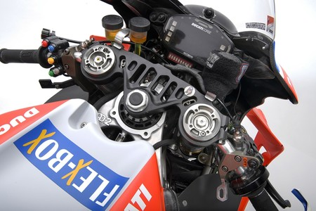 Presentacion Ducati Desmosedici Gp2018 2