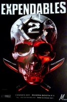 'Los mercenarios 2' ('The Expendables 2'), teaser póster